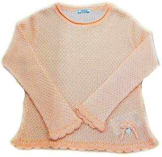 Mayoral Knit Scallop-Edge Sweater
