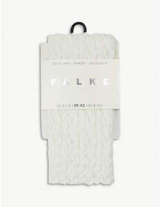 Falke Paper Flower floral-jacquard socks