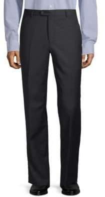 Hickey Freeman Classic Wool Dress Pants