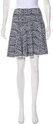 Marchesa Voyage A-Line Mini Skirt