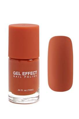 Forever 21 Gel Effect Nail Polish - Rust