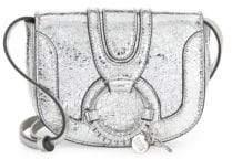 See by Chloe Mini Hana Leather Saddle Bag