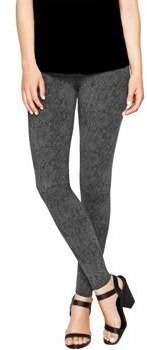 Matty M Ladies' Snakeskin Legging-Wider Waistband - Thicker Material