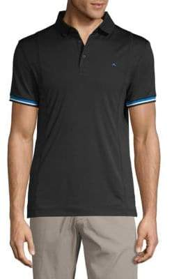 J. Lindeberg Short-Sleeve Polo Shirt