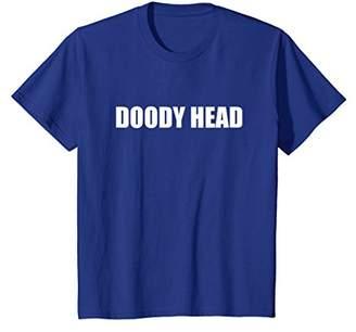 Doody Head Funny TShirt