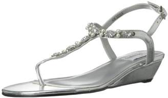Dyeables Women's Myra Manmade Dress Sandal