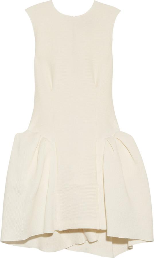 Roksanda Ilincic Agnes pleated cotton-blend dress