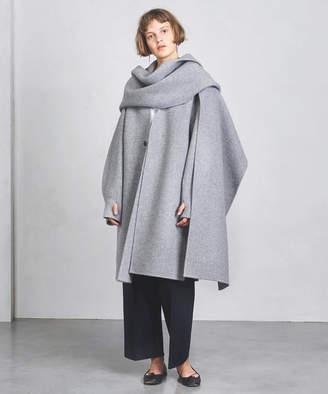 Hyke (ハイク) - [HYKE(ハイク)]スカーフデザイン コート■■■