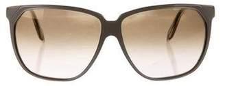 Victoria Beckham Oversized Gradient Sunglasses