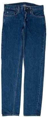 Patrik Ervell Woven Skinny Jeans