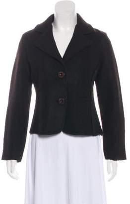 Akris Punto Lightweight Wool-Blend Jacket
