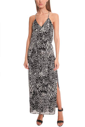 IRO Dahlia Ikat Print Dress