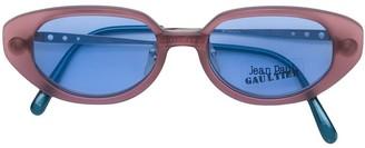 Jean Paul Gaultier Pre-Owned detachable sunglasses frames