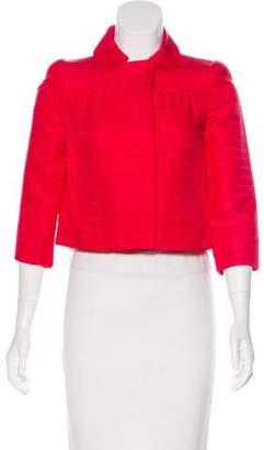 Tory Burch Linen-Blend Jacket