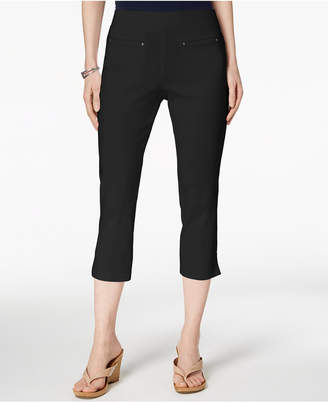 Style&Co. Style & Co Pull-On Capri Pants