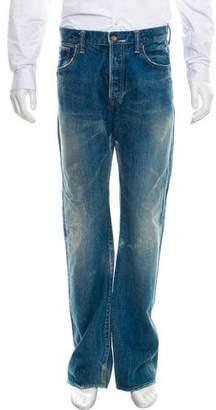 Chimala Five Pocket Bootcut Jeans
