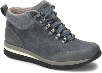 Bionica All-Weather Lace-Up Leather Sneaker Boots - Tierra