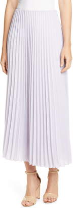 BOSS Vemeta Pleated Maxi Skirt