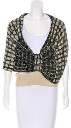Dries Van Noten Wool Patterned Sweater