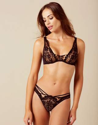Agent Provocateur Essie Brief Black