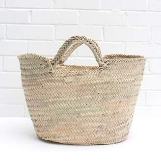 Bohemia Capri Handmade Shopping Basket