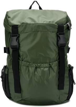 CABANE de ZUCCa front buckle backpack