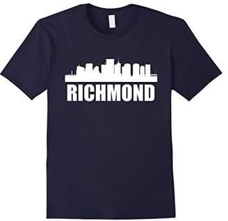 Richmond Skyline Of VA T-Shirt