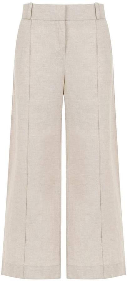 Alcaçuz Facilidade cropped pants