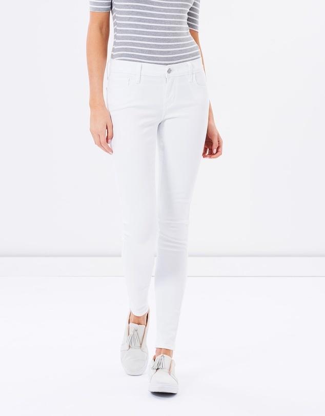 Levi's White Jeans For Women - ShopStyle Australia