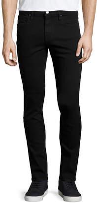 Frame L'Homme Noir Skinny Jeans, Black