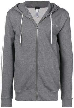 Diesel basic hooded jacket