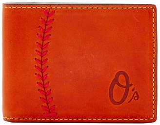 Dooney & Bourke MLB Orioles Credit Card Billfold