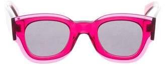 Celine Square Tinted Sunglasses