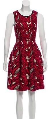 Issa A-Line Mini Dress