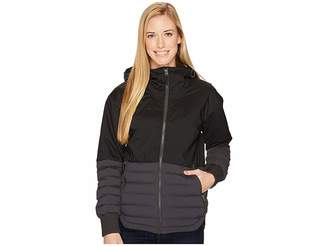 Columbia Open Site Hybrid Hooded Jacket Women's Coat