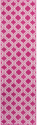 Viv + Rae Juliet Calipso Pink Area Rug Rug