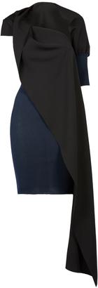 Vivienne Westwood Cowrie Dress Black Size II