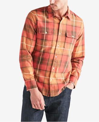 Lucky Brand Men's Beck Plaid Shirt