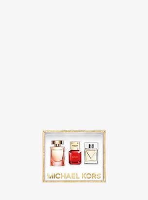 Michael Kors Mini Eau De Parfum Set