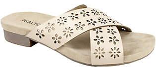 Rialto Cross Band Sandals - Alix