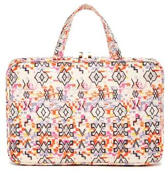 Kestrel Batik Print Weekend Organizer Bag - Multi