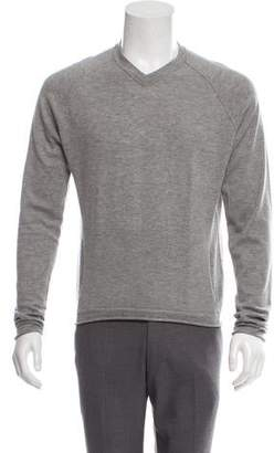 James Perse Wool & Cashmere-Blend Sweater