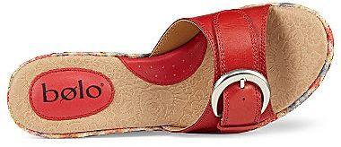 Bolo Zetta Slide Wedge Sandals