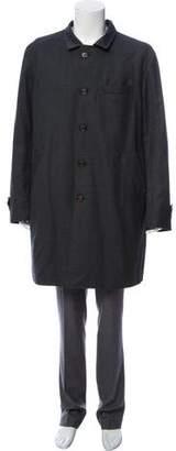 Brunello Cucinelli Reversible Overcoat