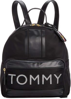 d54a7218b3 Tommy Hilfiger Julia Nylon Mesh Backpack