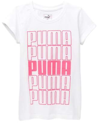 Puma Screen Tee (Big Girls)
