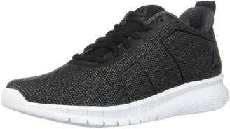 Reebok Women's Instalite Pro Running Shoes, Black/Ash Grey/White