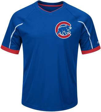 Majestic Big & Tall Chicago Cubs Pro Tee