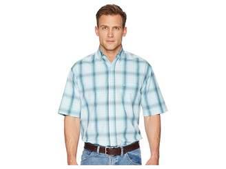 Stetson 1511 Storm Plaid Men's Clothing
