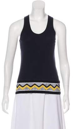 Toga Pulla Sleeveless Knit Top